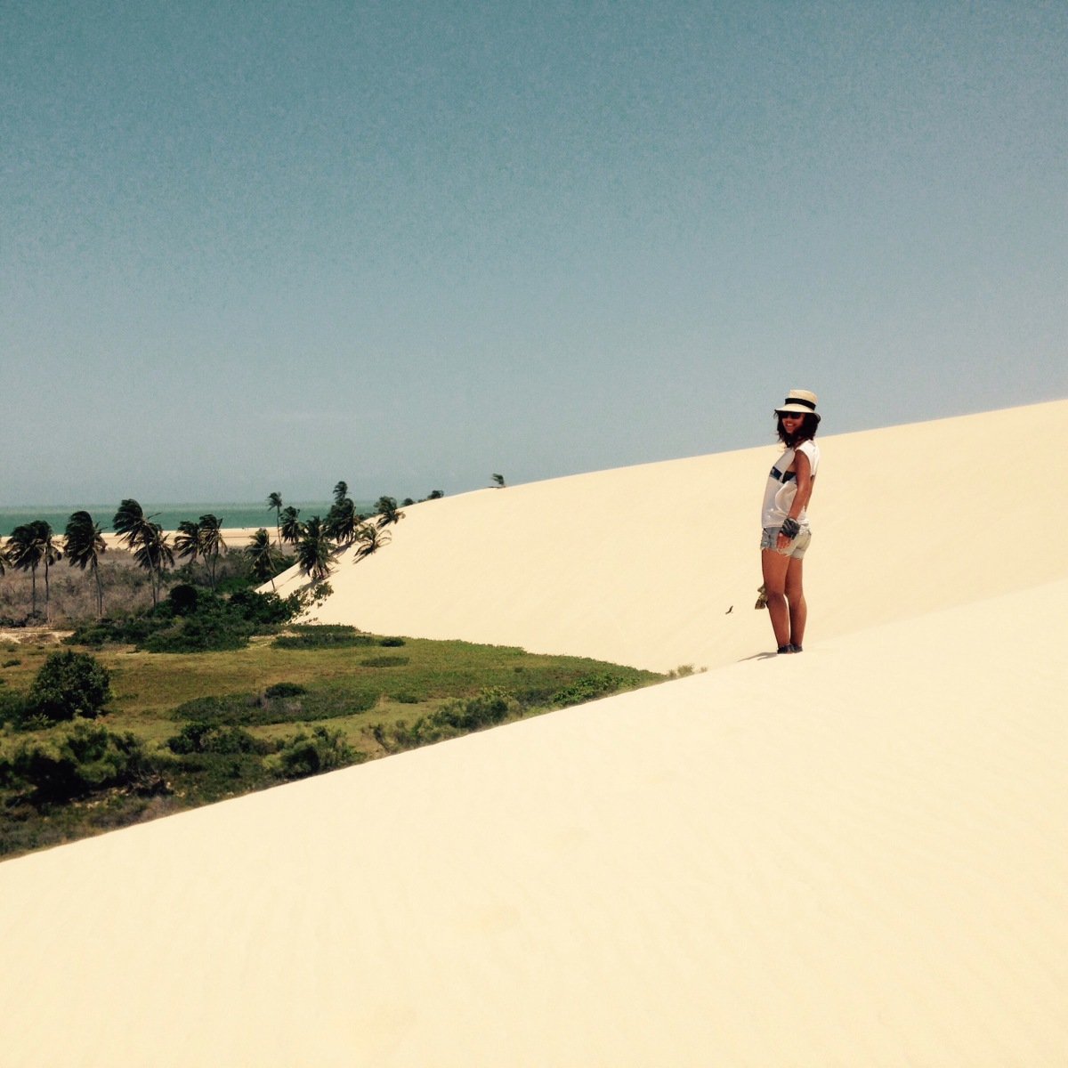 How traveling teaches us about love : the rebound lover, Jericoacoara,Brazil
