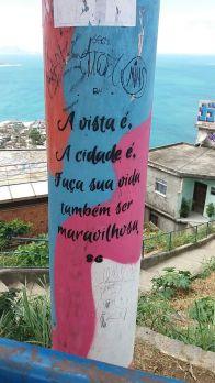vidigal. maravilhosa. graffiti. funkysudaka.